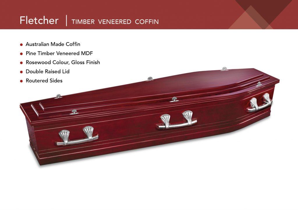 coffins and caskets